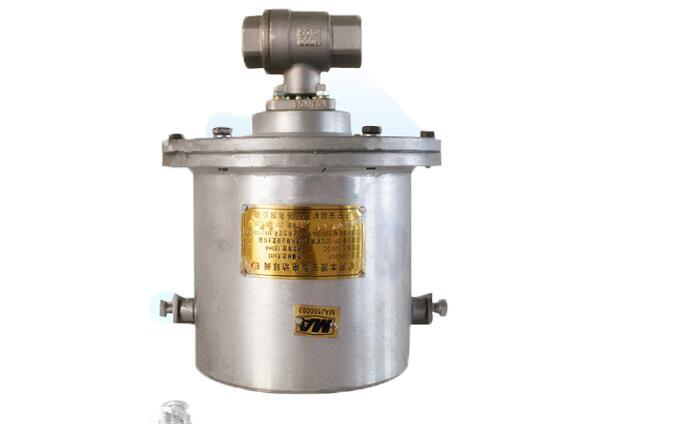 矿用本质安全型电动球阀DFH-20/7用途及性能特点